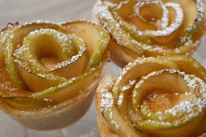 A receita de Rosa de maçã e massa folhada é totalmente diferente e surpreende tanto pela beleza como pelo sabor delicioso, um sucesso garantido! Difícil de acreditar que além de tudo ainda é muito fácil e rápida de fazer...