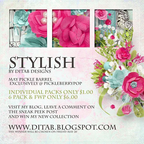 DitaB Designs:   May Pickle Barrel coming on May 19!leave a comm...