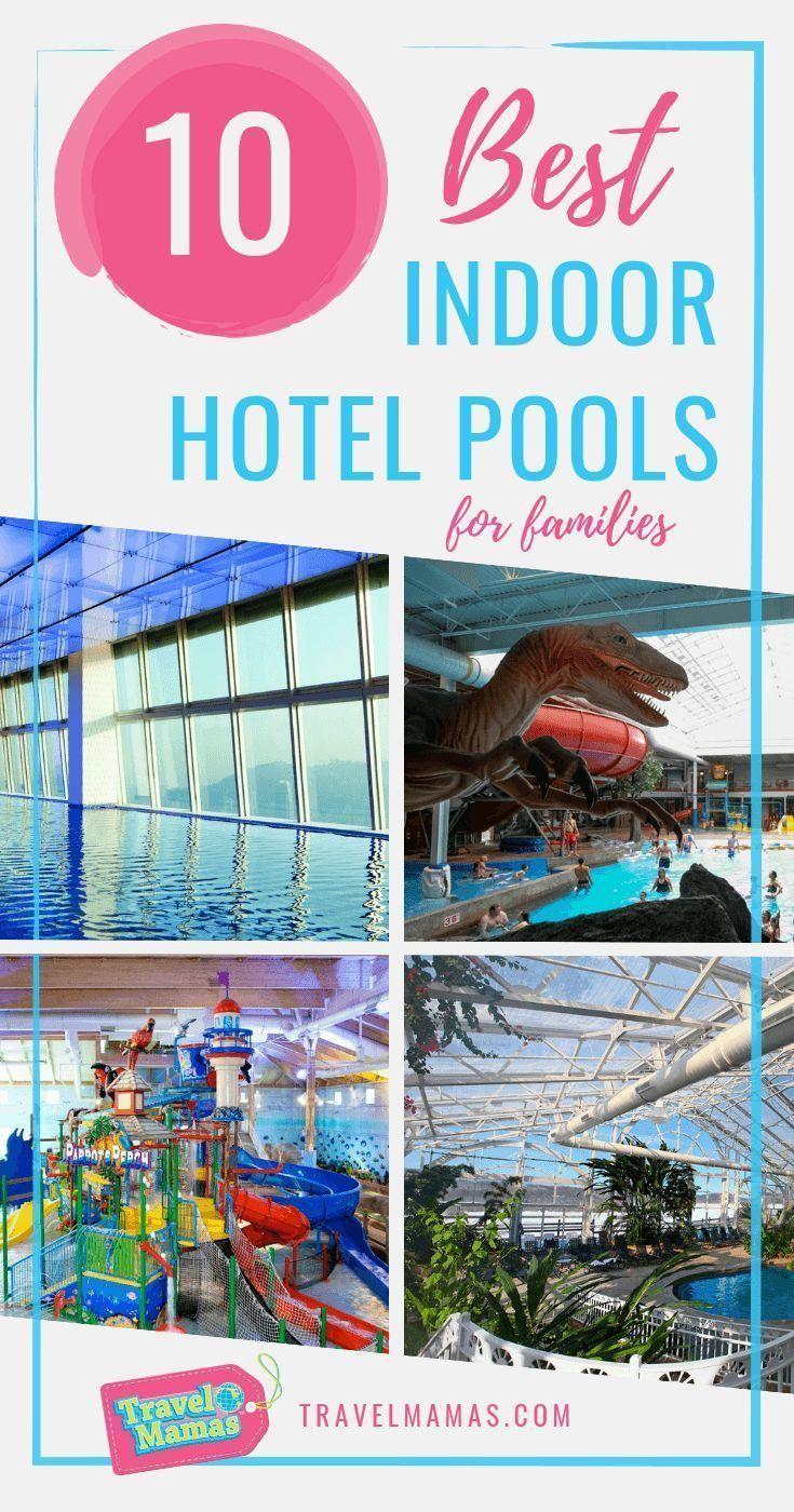 11 Best Indoor Hotel Pools for Kids – Hotels with Indoor Pools