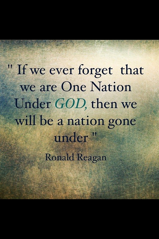 Quote by Ronald Reagan .