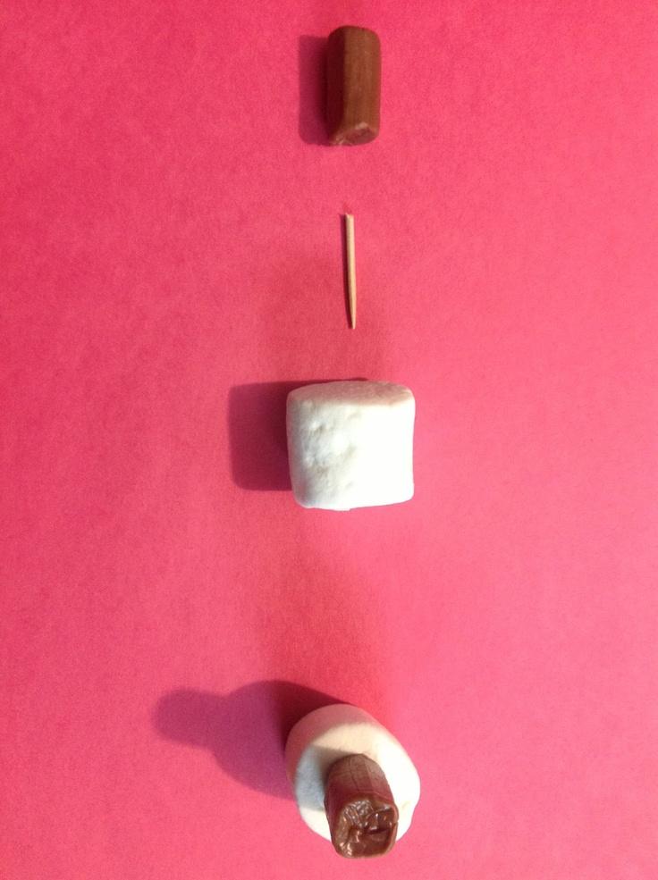 Recipe Roundup: Marshmallow Nail Polish Bottles