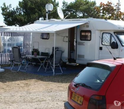 Camping Car de luxe Laika Marseille - 13001 Camping car pas cher - Vivastreet