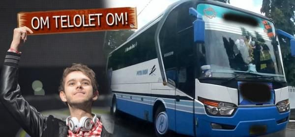 """Orang Asing Bingung dengan """"Om Telolet Om"""", Youtuber Ini Pun Membedahnya Lewat Video"""
