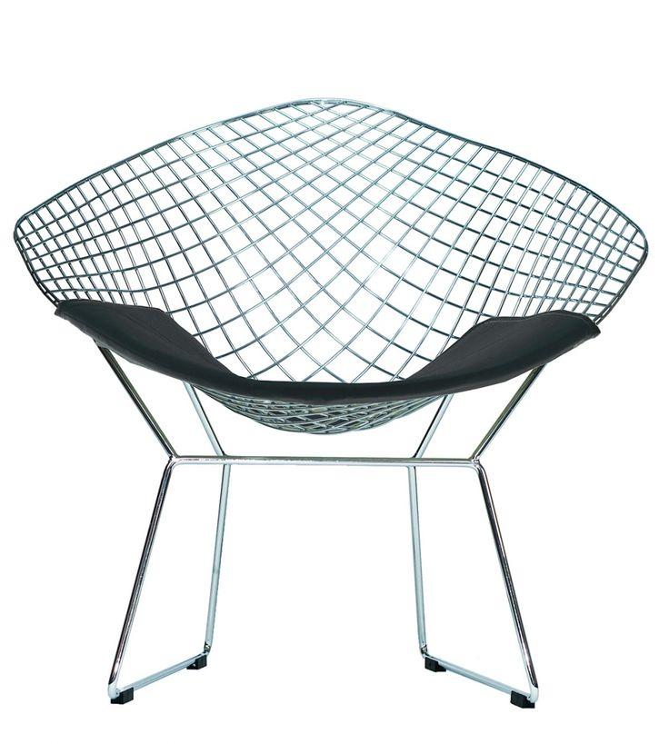 Diamond Chair   Harry Bertoia   Fauteuils Design   Meubles U0026 Design :  Reproductions De Mobilier