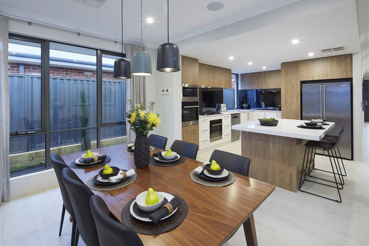 The-Edge Kitchen open-planned living