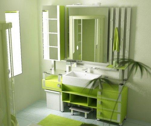 New Ideas for Painting A Bathroom