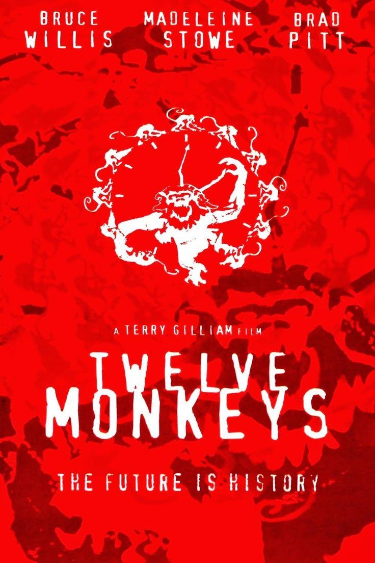 12th the monkeys Poster - Penelusuran Google
