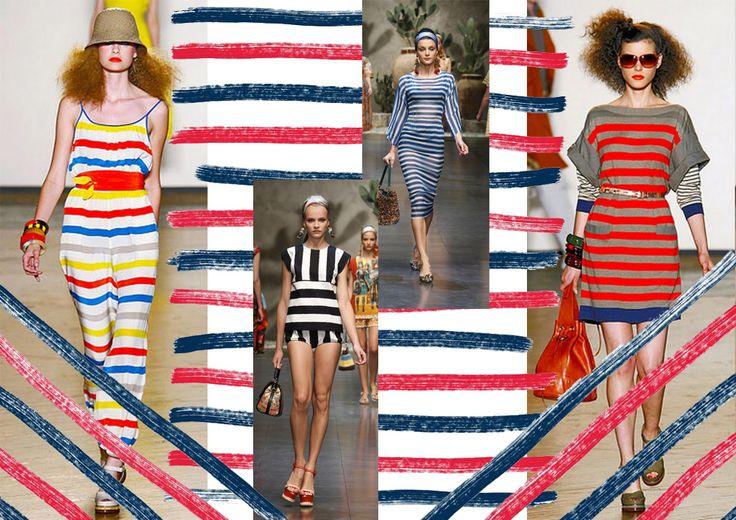 Righe Mania: Abiti e vestiti a Righe | The Ugly Truth of V