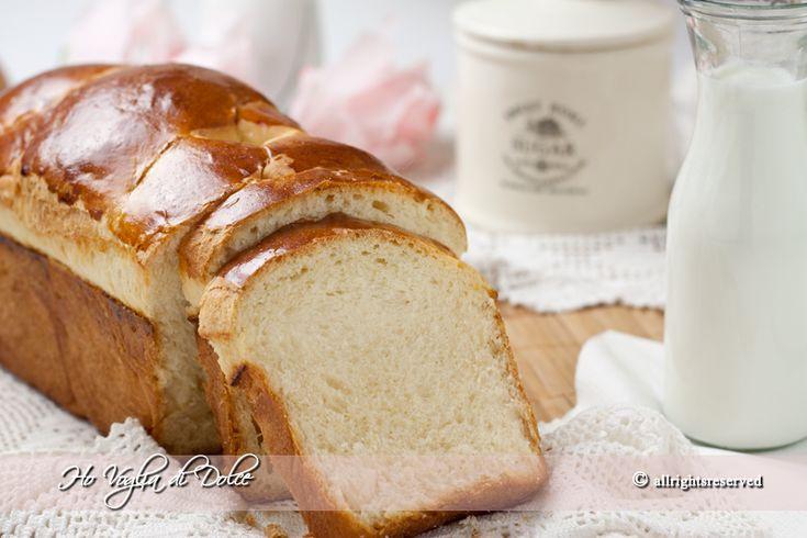 Pan Brioche dolce senza burro, con olio, facile, morbido e soffice per più giorni. Ideale per la colazione e la merenda. Perfetto con qualsiasi farcitura