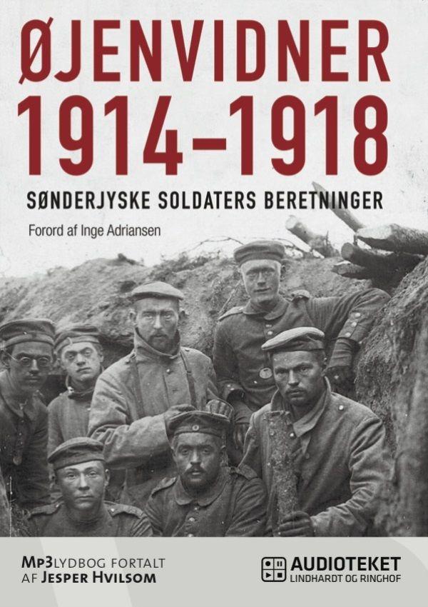 Læs Øjenvidner 1914-1918 - sønderjyske soldaters beretninger på Mofibo. Den 18. Juli 1918 begyndte Franskmændene Klokken…