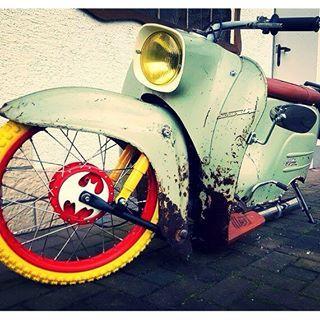 Facebook Fanpost! Nice! #bavariancustomcrew #miasancustom #custom #custommade…