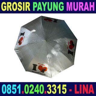 Grosir Payung Promosi Murah Denpasar - 0851.0240.3315