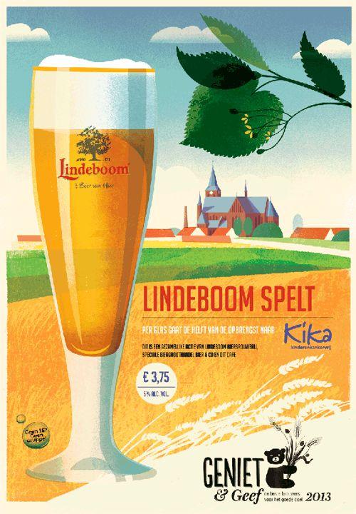 charity beer poster studiogarcia.nl