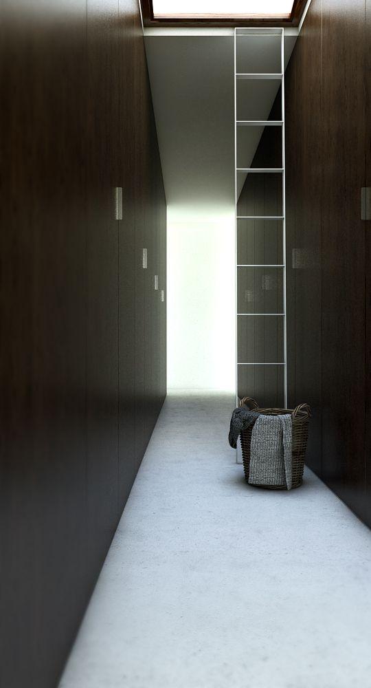 3d image, dresser done in 3ds max studio