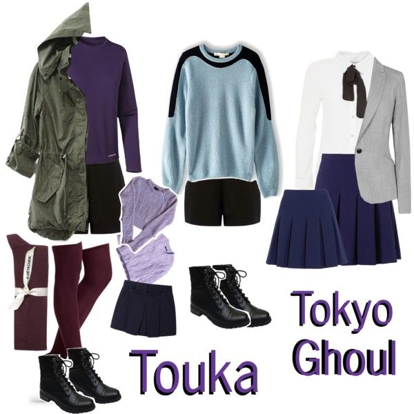 Best 25+ Anime inspired outfits ideas on Pinterest | Casual cosplay Soul eater cosplay and ...
