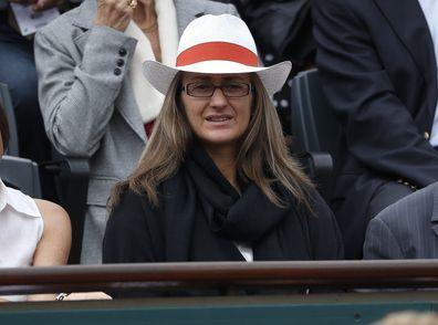 Roland Garros - Mary Pierce : Maintenant, ma vie est entièrement consacrée au Seigneur...