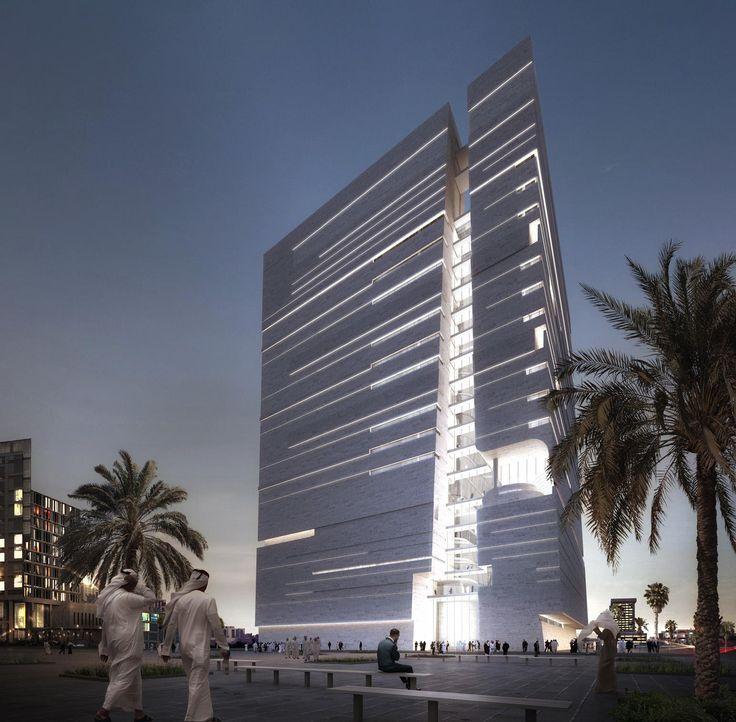 Abdul Latif Jameel's Corporate Headquarters