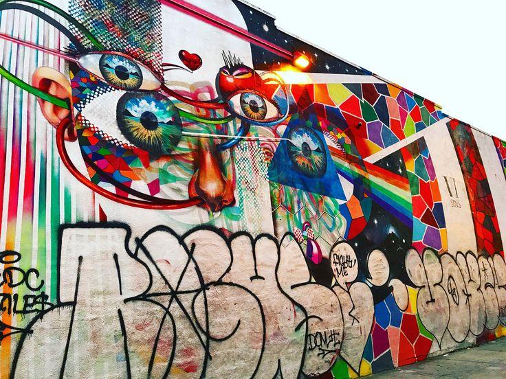 :) Bushwickぶらり #newyork #newyorkcity #nyc #brooklyn #bushwick #graffiti #art #cafe #coffee #ニューヨーク #アメリカ #ブルックリン #カフェ #コーヒー #ウォールアート #アメリカ生活 #留学