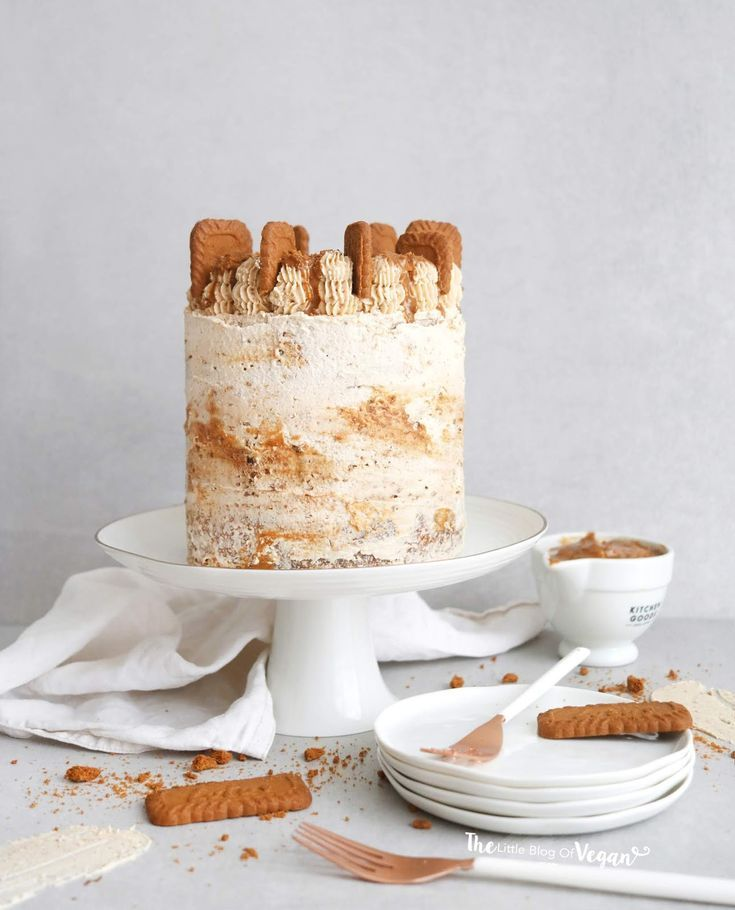 Ultimate Biscoff Cake Recipe Biscoff Cake Cake Recipes Cake
