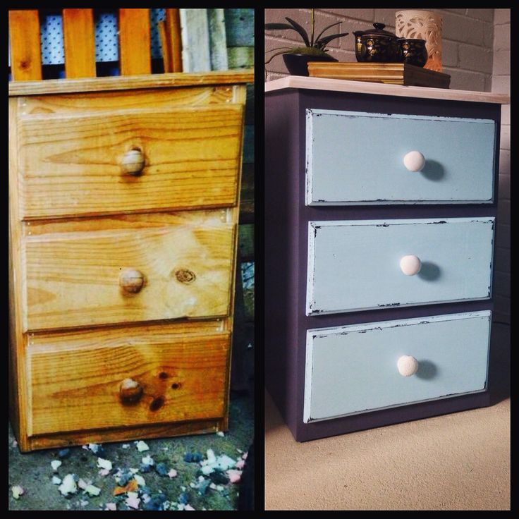 Before and after restoration  www.facebook.com/RestoredbyGil