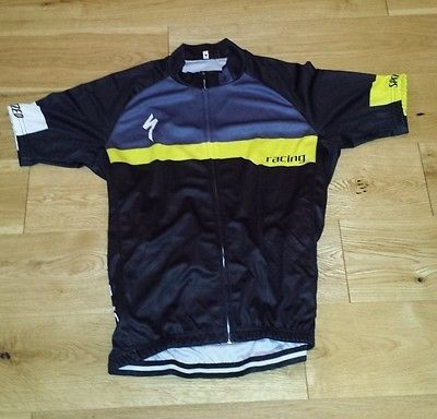 Specialized pro team #cycling #jersey 2016 design black/yellow/gry size m #replic,  View more on the LINK: 	http://www.zeppy.io/product/gb/2/182196247061/