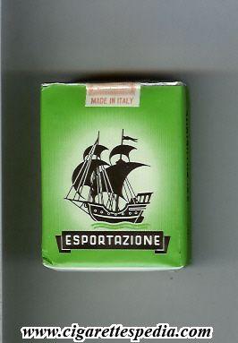 Sigarette Nazionali Esportazione  My absolute favourite smoke