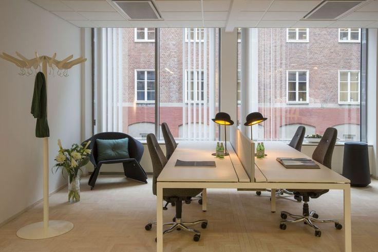 Hanger coat stand, design: Front | Coat easy chair, design: Fredrik Färg | Pop waste basket, design: Carl Öjerstam