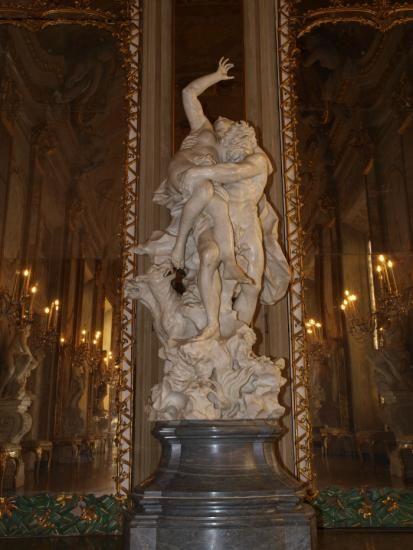Genova Palazzo Reale - Schiaffino - Ratto Proserpina - ©Enrico Monaci