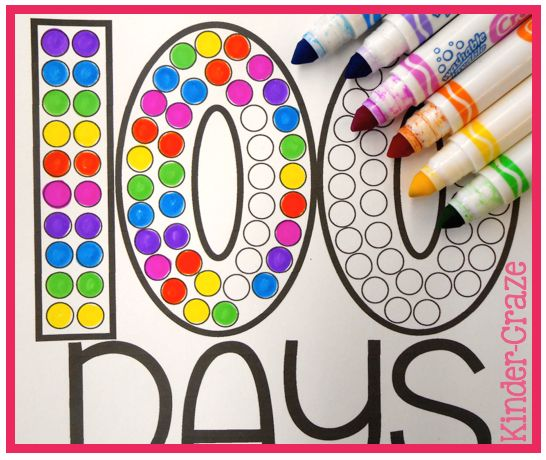 88 Best Images About 100th Day On Pinterest