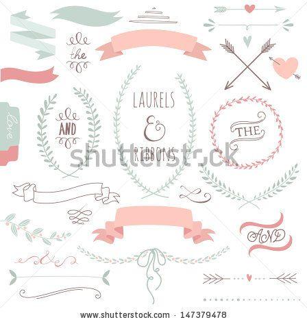 Vintage Ribbon Stock Photos, Vintage Ribbon Stock Photography, Vintage Ribbon Stock Images : Shutterstock.com