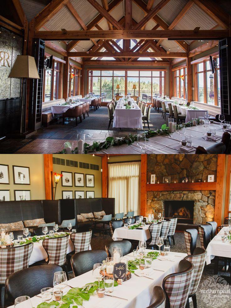 Eagle Ranch Resort, British Columbia Wedding Reception Venue