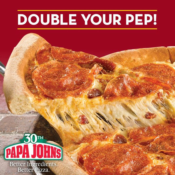 Papa John's offers a number of ways to save, including rewards programs and money-saving combo deals. You can save even more by using promo and coupon codes.