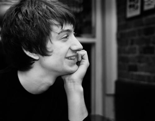 The gorgeous and talented Alex Turner from the Arctic Monkeys.