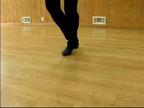Advanced Tap Dance Lessons : Syncopated & Traveling Wing Steps in Advanced Tap Dancing - YouTube