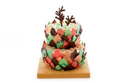 Creative Company | Katrien's Cakes: Leaves and twigs