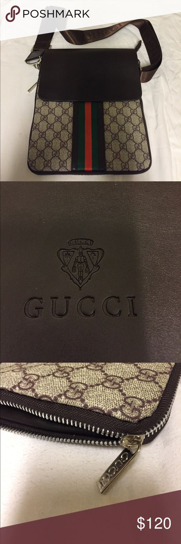 Gucci bag Gucci messenger bag! Gucci Bags Crossbody Bags