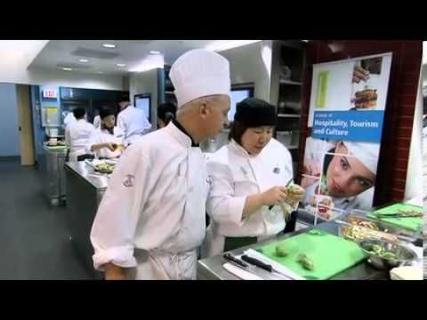 Centennial College Culinary on OMNI TV