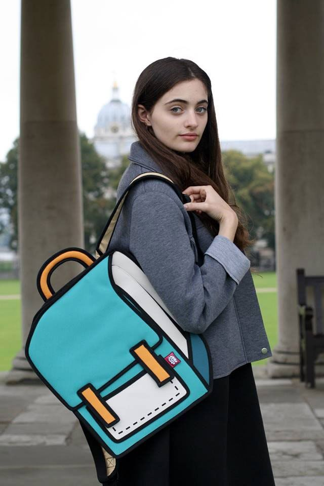 These Cartoon Bags Look Photoshopped, But They're 100% Real «TwistedSifter