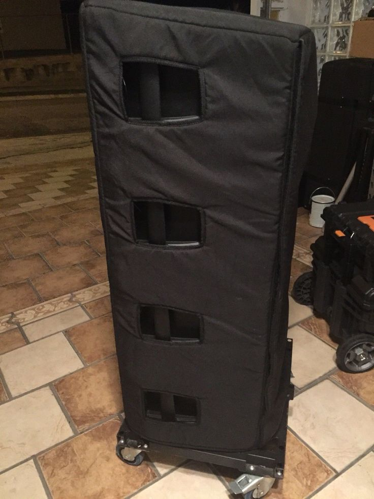 RCF HDL-10A Custom Cover by Under Cover NYC