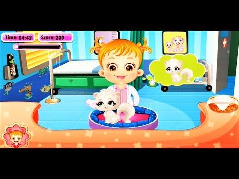 Baby Hazel  - Baby Hazel Pet doctor - Best  kids game | ClassY Kids Games