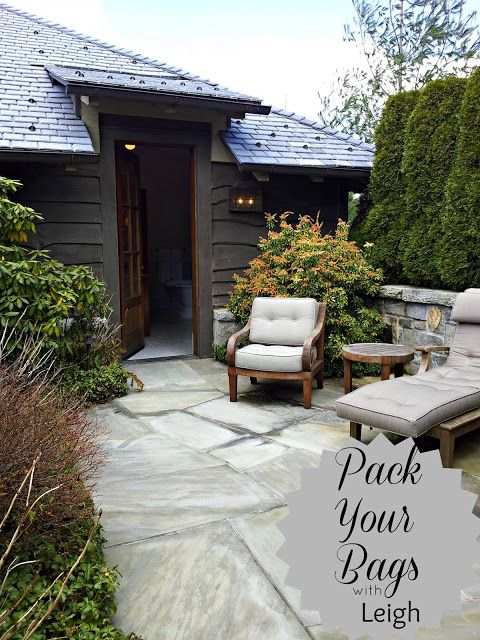 Pack Your Bags: Old Edwards Inn and Spa in Highlands, NC.