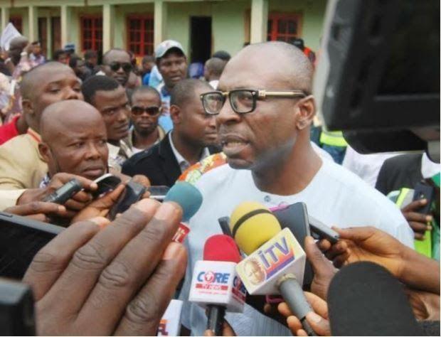 Edo Guber Election: PDP's Osagie Iyamu Reacts to Supreme Court Ruling