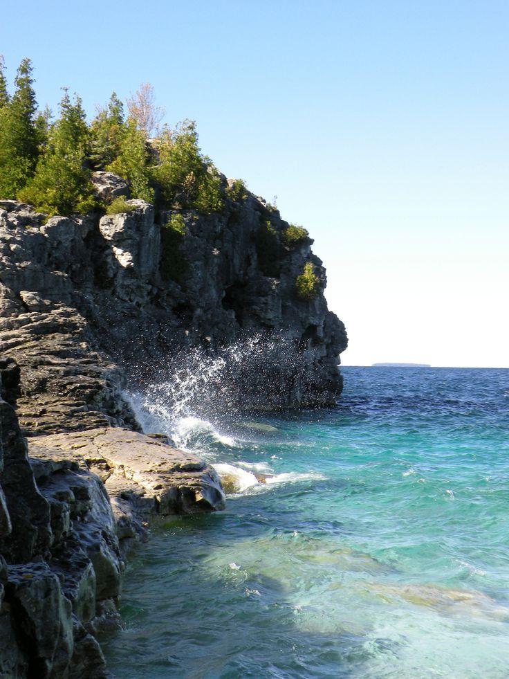 Tobermory, Ontario - Georgian Bay