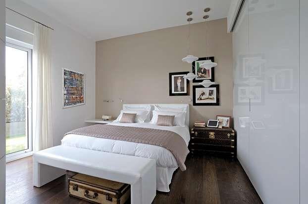 La camera da letto di Antonella Clerici
