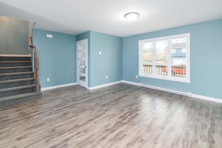 The living area of a beautiful Patterson desing. Starting at just $319,900 in CBS!
