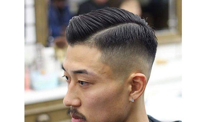 43+ Mid fade haircut comb over inspirations