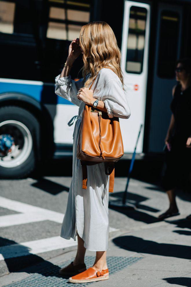 Street style à la Fashion Week printemps-été 2017 de New York  Photos par Sandra…