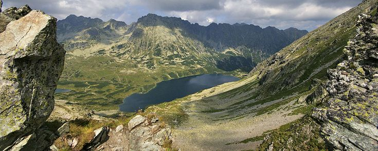 Five Lakes Valley, Tatra Mountains