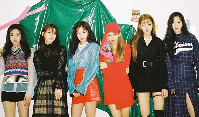 G I Dle Members Profile Cube Kpop Girl Bands Kpop Girls Stage Outfits