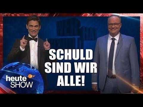 Wer hat Schuld am Wahlergebnis der AfD? | heute-show vom 29.09.2017 - YouTube